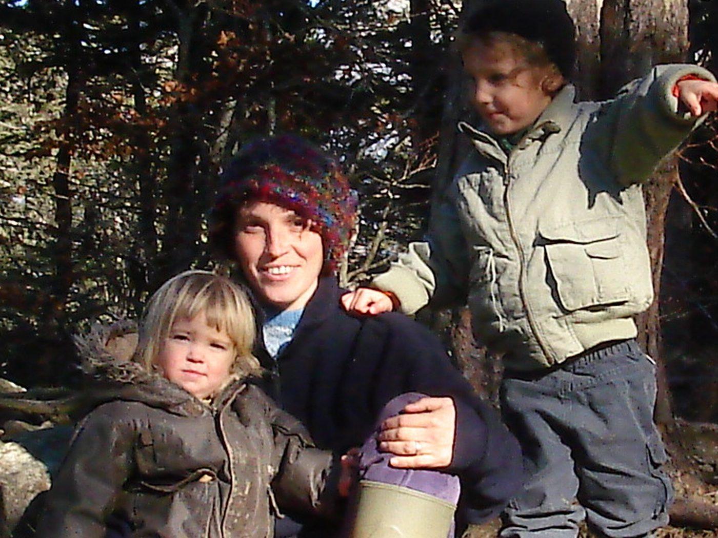 maryjane and children
