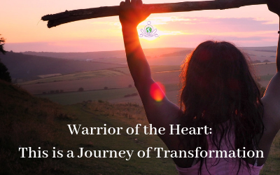 Warrior of the Heart: Transform your Pain for the World into a Power for Good