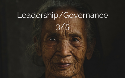 Ep 035 Leadership/Governance