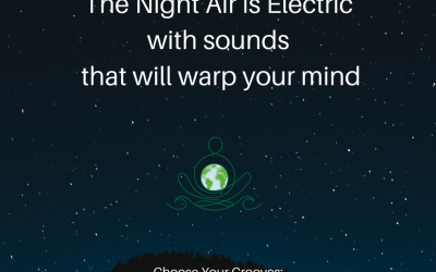 Ep 111 The Night Air is Electric