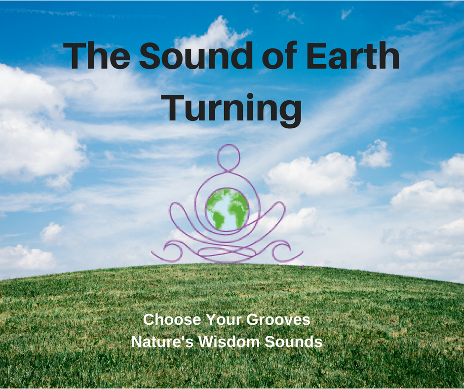 the sound of earth turning choose your grooves