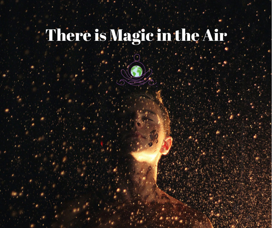 there is magic in the air choose your grooves